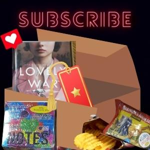 Teen Book Box: Subscribe